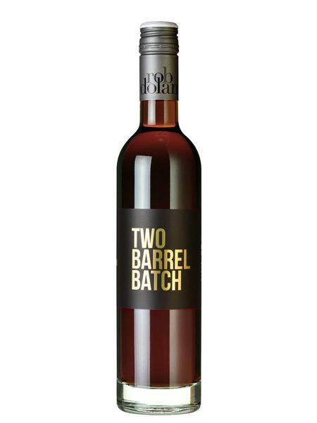 rob dolan black label two barrel batch