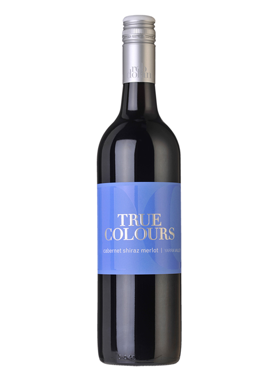 rob dolan true colours cab shiraz merlot