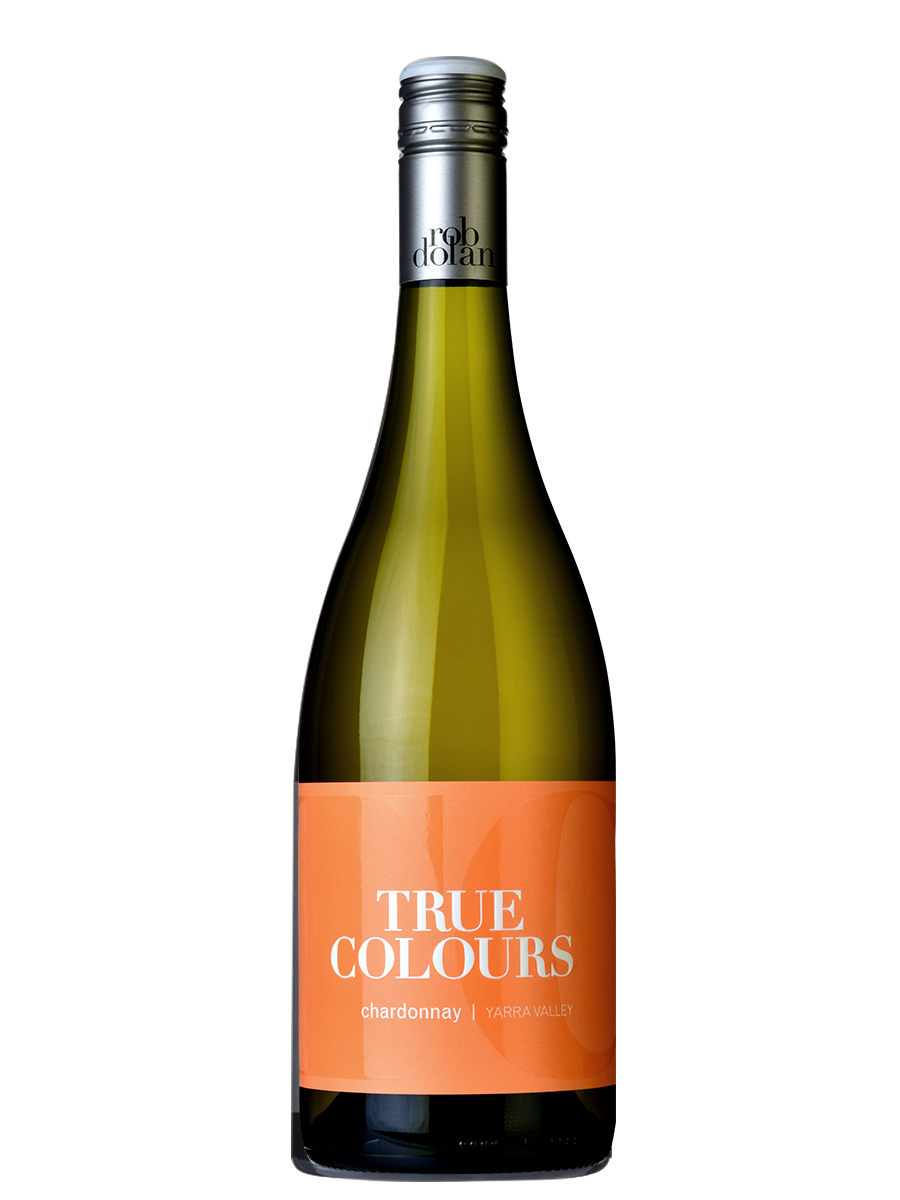 rob dolan true colours chardonnay new