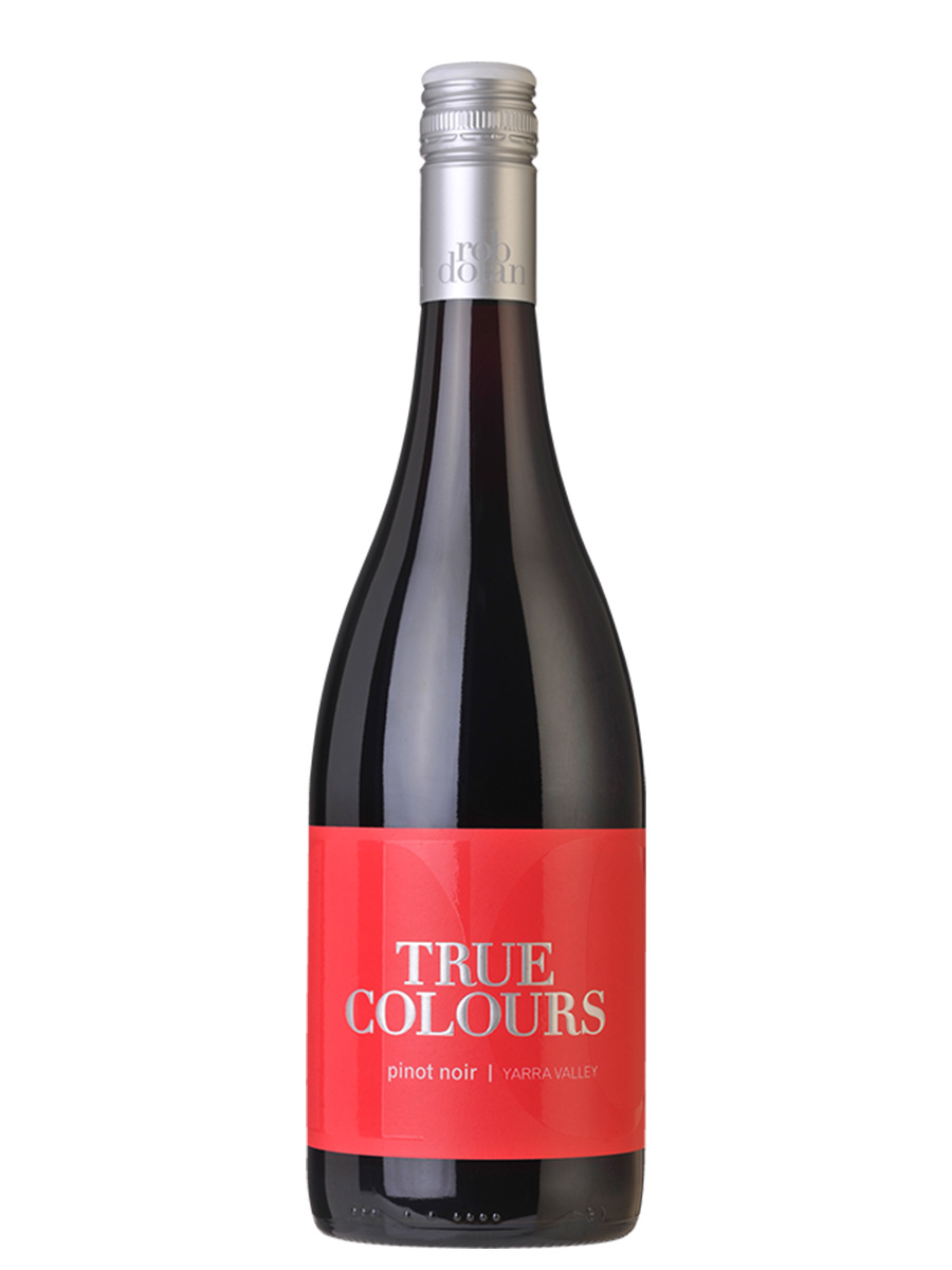 rob dolan true colours pinot noir