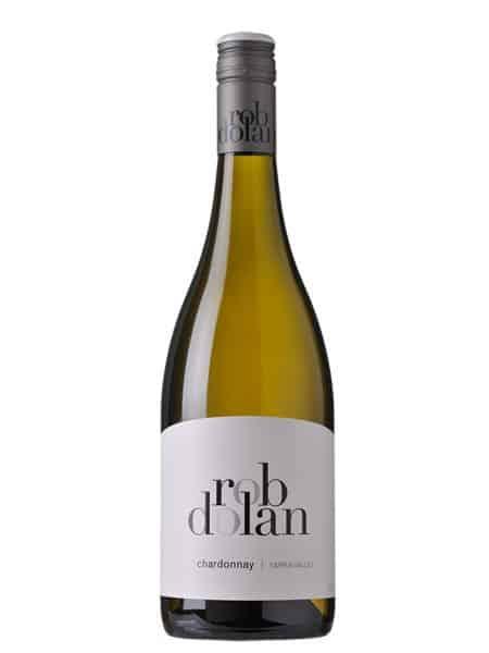 rob dolan white label chardonnay