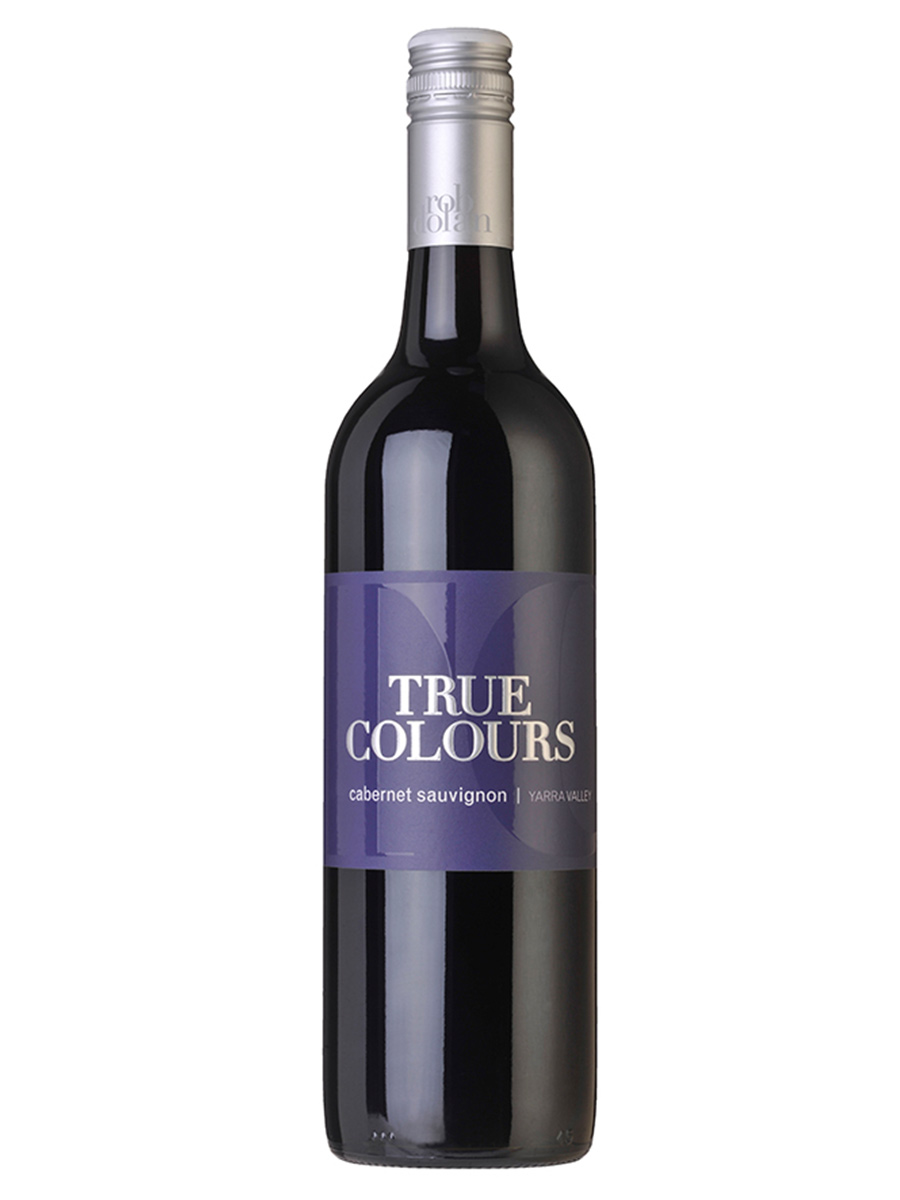 rob dolan true colours cab sauv